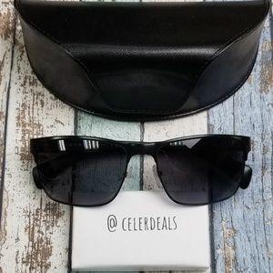 Prada SPR510 Polarized Unisex Sunglasses/VIM208